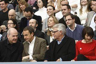 La España de Zapatero en la pendiente