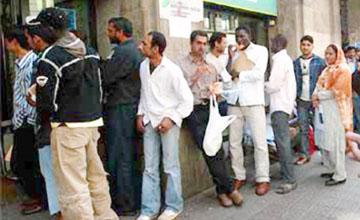 Más de 14.000 autónomos inmigrantes se dieron de baja en 2008
