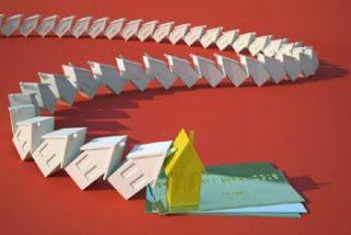 El Euribor abarata las hipotecas, al menos, 3.400 euros al año