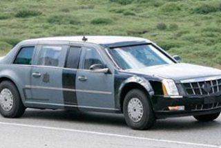 """El """"pedazo carro"""" que tendrá Obama ya ha sido bautizado como """"La Bestia"""""""