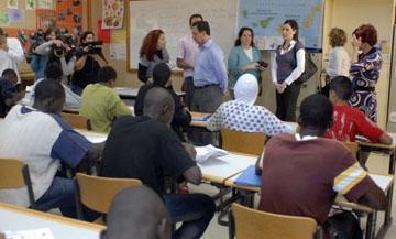 Más del sesenta por ciento de los menores acogidos en centros de Barcelona son inmigrantes