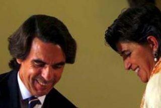 """Aznar sobre San Gil: """"María es una referencia moral y política para todos"""""""