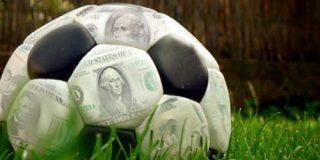 Un club de fútbol inglés se subasta por internet