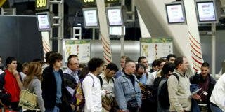 Retrasos en el aeropuerto de Barajas por falta de controladores