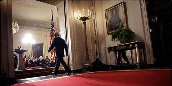 """Bush: """"Hice todo lo que pude para mantener Estados Unidos a salvo"""""""