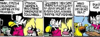 """""""Juan Valdez"""", de cafetero a narco"""