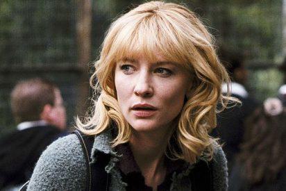 Cate Blanchett confiesa que le ha resultado un mal trago rodar con Brad Pitt