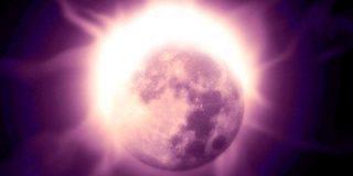 Este lunes se ha visto el primer eclipse total de sol del año