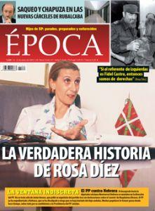 """Rosa Díez no se achica ante El País y """"el ponderado"""" Sopena: """"No saben qué hacer contra nosotros"""""""