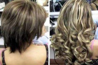 El peligro de ponerse extensiones de cabello