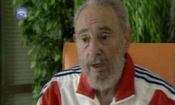 Las premociones de muerte de Fidel