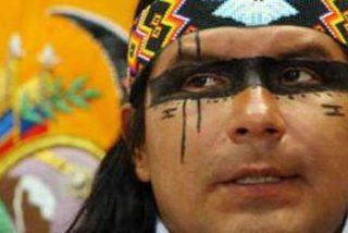 Indígenas de Ecuador llaman a respetar los derechos humanos en sus protestas