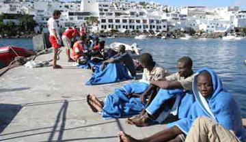 Los Príncipes conocerán hoy las quejas de las asociaciones de inmigrantes a la Ley de Extranjería