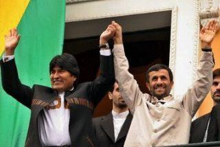 Irán abrirá un canal de televisión en Bolivia con el beneplácito de Evo Morales y Hugo Chávez