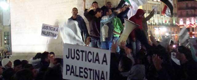 """Conflicto palestino-israelí: """"Un país está siendo masacrado y todo el mundo mirando"""""""