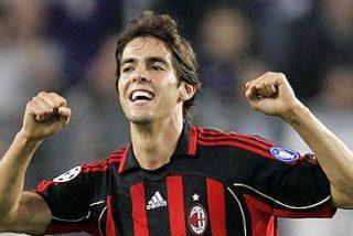 Kaká rechaza irse al Manchester City y espera una oferta del Madrid