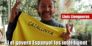 """Llongueras: """"Si Obama fuera catalán, tendríamos selecciones catalanas mucho más rápido"""""""