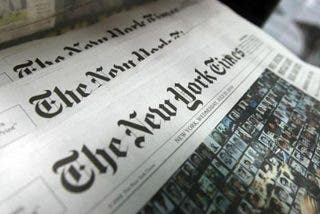 The New York Times reducirá el sueldo un 5% a su plantilla