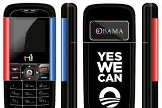 Comercializan el teléfono móvil de Barack Obama en Kenya