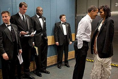 Así es la Casa Blanca de Obama