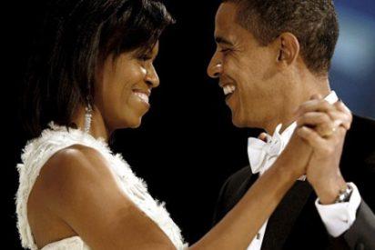 El presidente Obama y Michelle celebraron San Valentín con una cena romántica