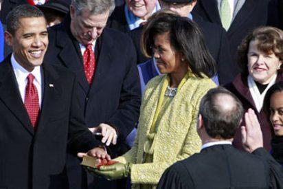 Barack Obama ya es presidente de EEUU