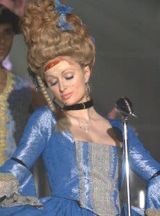 """Paris Hilton arrasa en los """"anti-Oscar"""""""