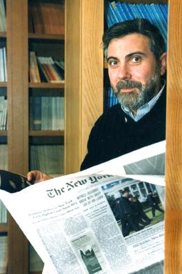 "Paul Krugman: ""The pain in Spain… …isn't hard to explain"""