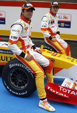 """Alonso es optimista: """"Con este coche podemos ser campeones"""""""