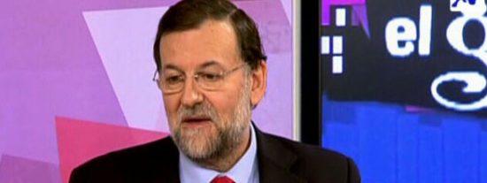 """Rajoy ironiza con irse después de las gallegas y vascas: """"¿A dónde?"""""""