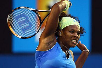 Demoledora Serena Williams no da opción a Dinara Safina en el Abierto de Australia