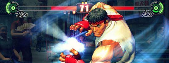 Street Fighter IV prepara su salida al mercado europeo el próximo 20 de febrero