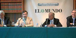 """Pedrojota intenta atajar la crisis de Unidad Editorial con una """"reunión sorpresa"""" con todos los comités"""