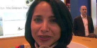 """Verónica Sión, Ministra de turismo de Ecuador: """"El país está en la ruta de constituuirse en uno de los principales destino turísticos del mundo"""""""