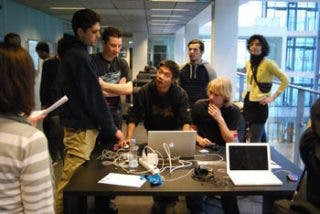 La Universidad Complutense reúne a 30 jóvenes con el objetivo de crear un videojuego en 48 horas
