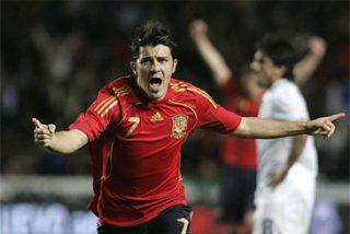 Villa no fue jugador del Madrid por sólo cinco millones de euros