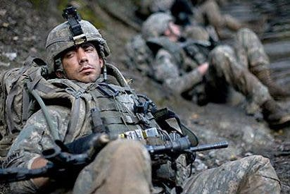 Mueren 13 soldados de EEUU en 48 horas