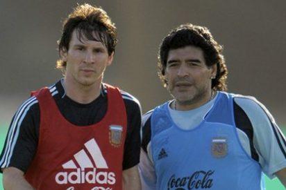 Maradona apuesta por el tándem Higuaín-Messi y deja a Palermo en el banquillo