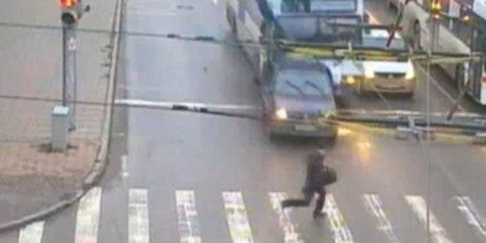 El conductor que iba a morir aplastado y se salvó por los pelos