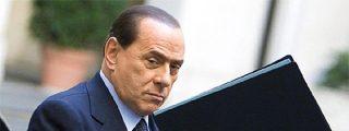 """La prensa europea pone a Berlusconi """"a la altura del betún"""""""
