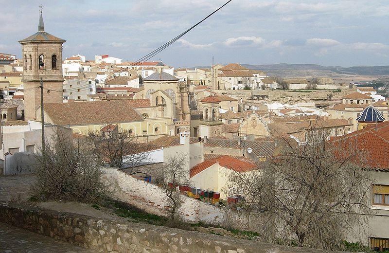 Perú conquistará Chinchilla de Montearagón, Albacete