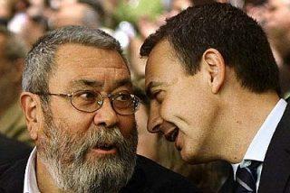 El FMI pone a Zapatero a caer de un burro