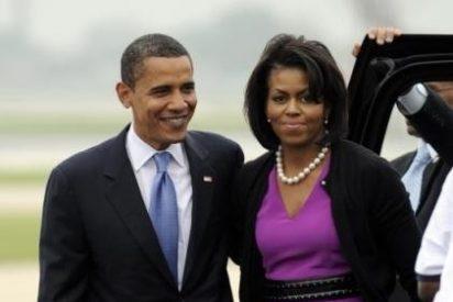 """Michelle Obama: """"Todo el mundo tiene altibajos en su matrimonio"""""""
