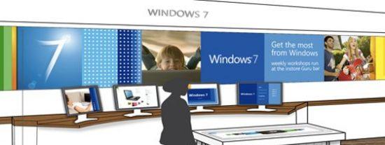 Microsoft inicia un nuevo modelo de negocio y abre su primera tienda física