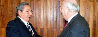 Moratinos desprecia a los presos y disidentes de la dictadura castrista