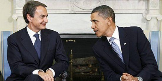 El abrazo de ZP puede costarle caro a Obama