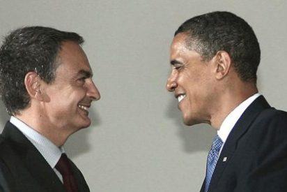 La pifia de ZP con Obama