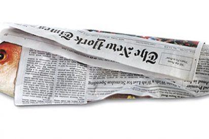 La prensa diaria se muere y en todo el mundo