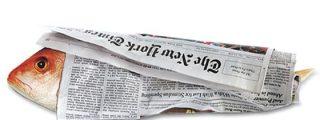 Caen en EEUU las ventas de periódicos en papel
