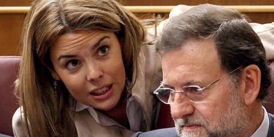 """Rajoy pierde la paciencia con 'Gürtel' y Caja Madrid: """"Santo Job sólo hay uno"""""""
